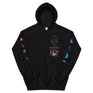 FNT Patches Unisex Hoodie