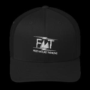 Free Nature Thinking Trucker Cap